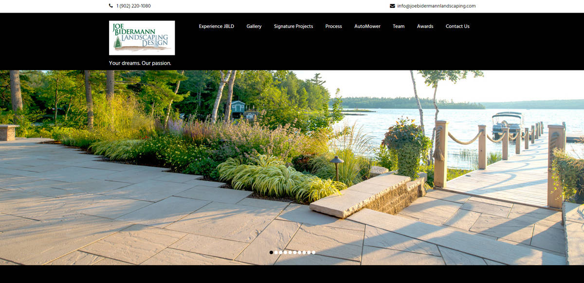 Joe Bidermann Landscaping