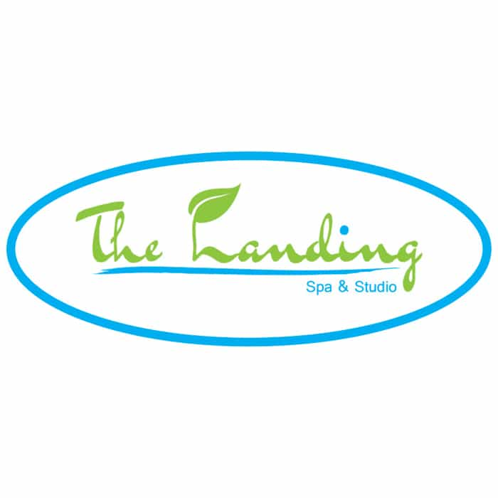 The Landing Spa & Studio logo